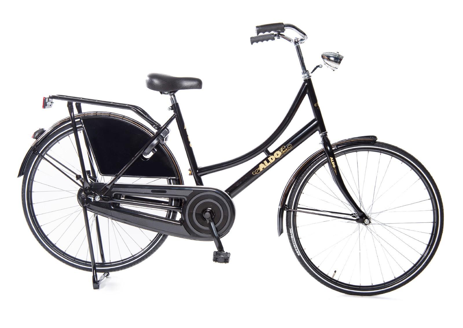 fiets zwart meisje